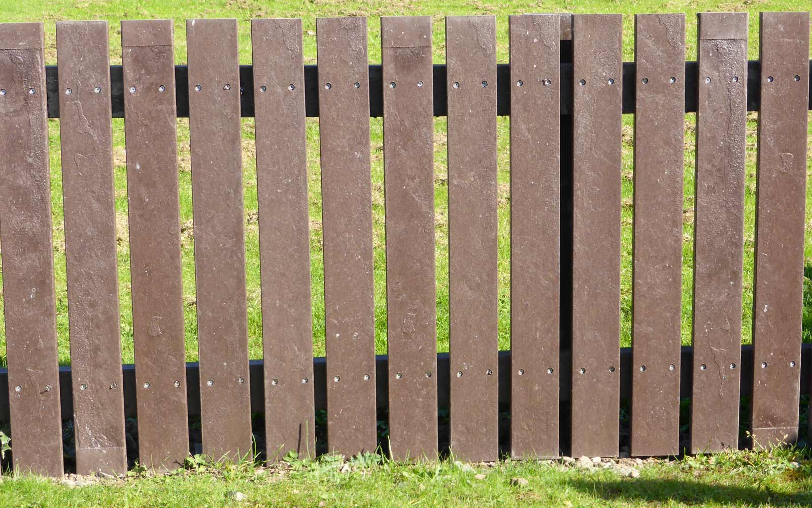 recycled fencing