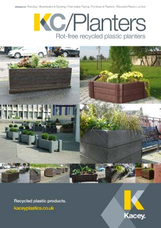 KC Planters Catalogue
